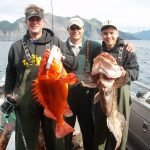 Alaska Lingcod Fishing